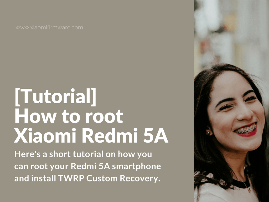 How to enable root on Xiaomi Redmi 5A (Riva)