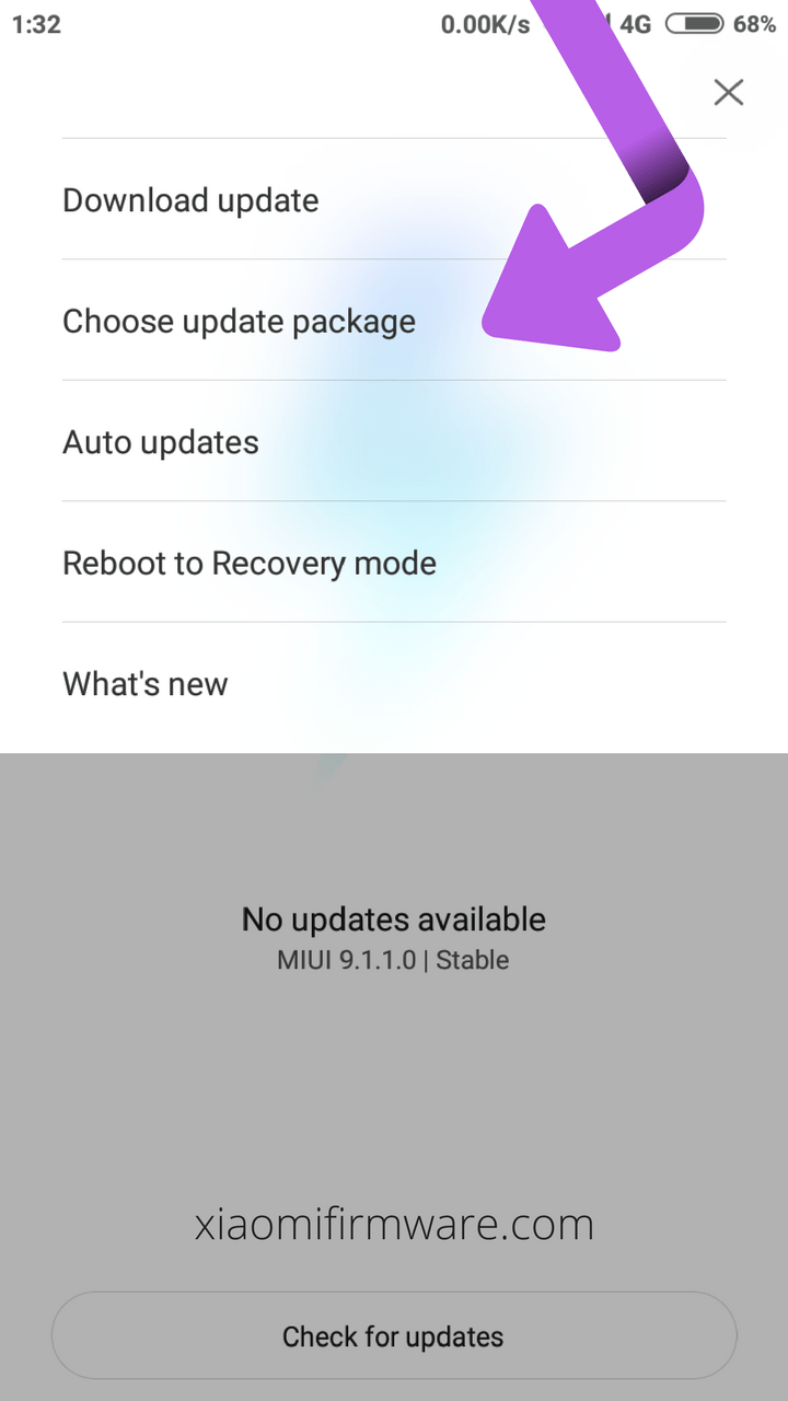 How to flash MIUI ROM on Xiaomi Mi Note 3 - Xiaomi Firmware