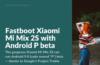 Flash Android P beta on Xiaomi Mi Mix 2S