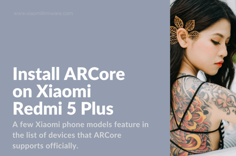 What is ARCore and how to install it?