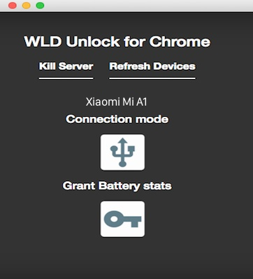 WLD Unlock for Chrome